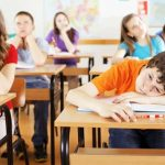 Lack of attention and engagement at school. Courses will begin in January 2021